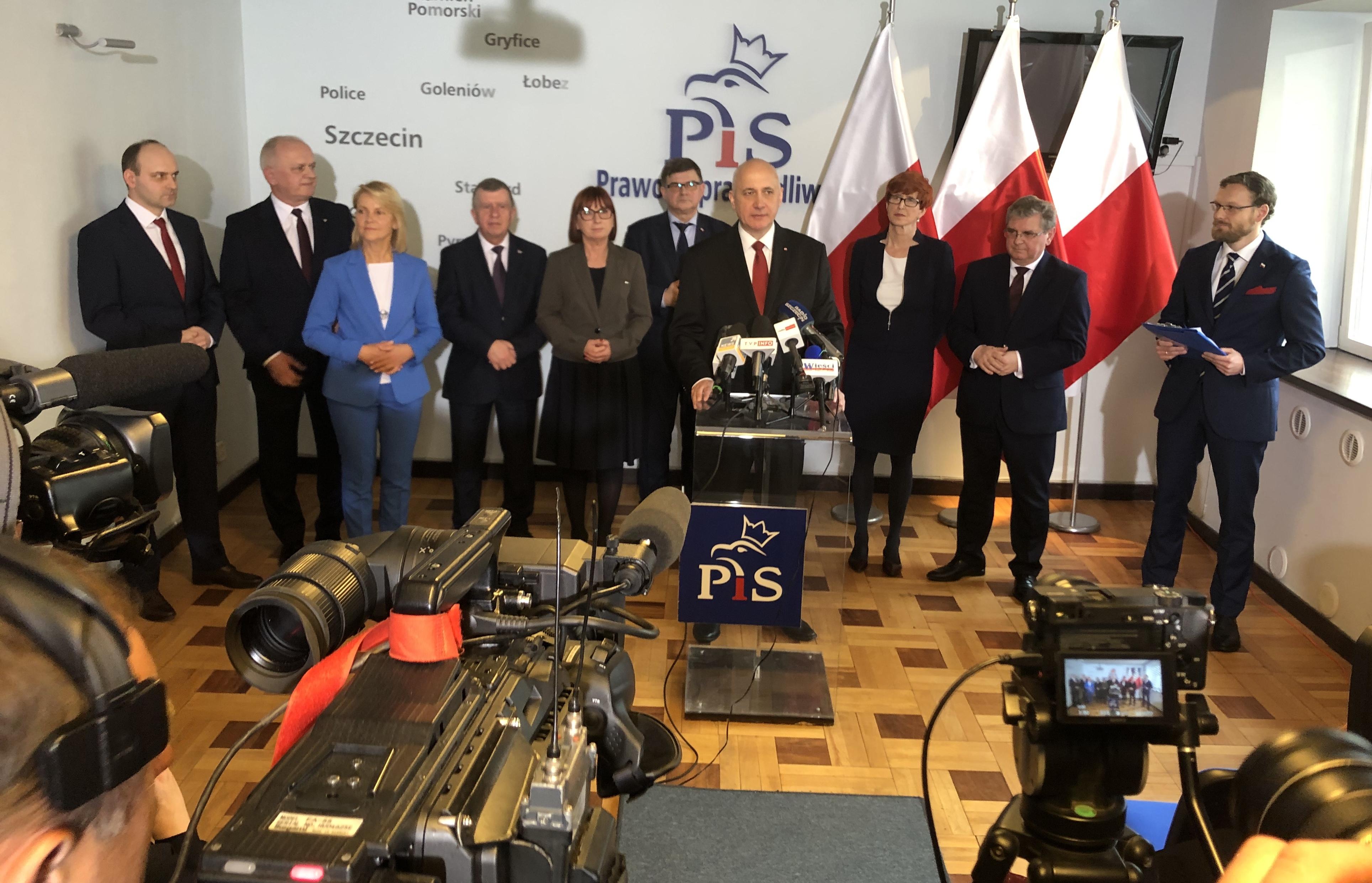 Prezentacja kandydatów w wyborach do PE